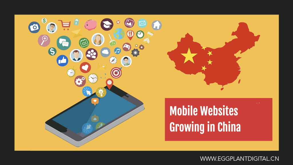 Mobile Websites Growing In China